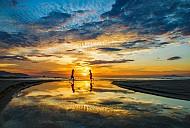5 bãi biển có bình minh đẹp nhất Việt Nam