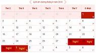 Kinh nghiệm du lịch kỳ nghỉ lễ 30/4 – 1/5 an toàn và tiết kiệm