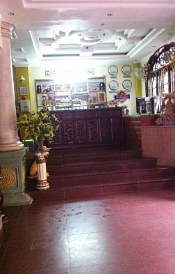 Khách Sạn Quảng An Trà Cổ