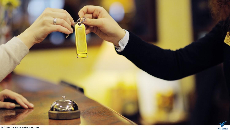 5 Điều Phải Nhớ trước Khi Check Out Khách Sạn