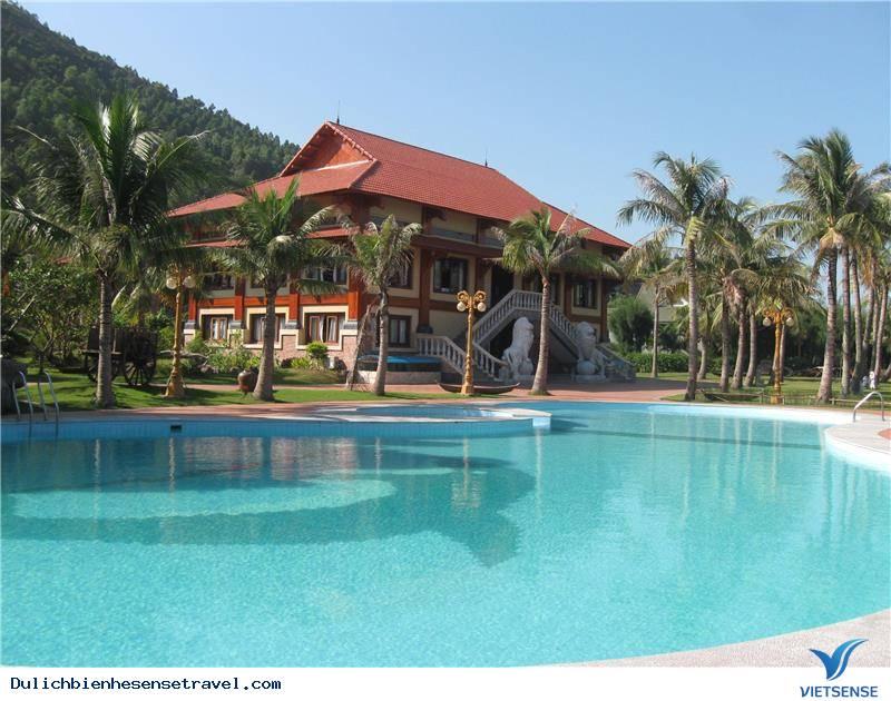 Bãi Lữ Resort, Khu Du Lịch Bãi Lữ Resort