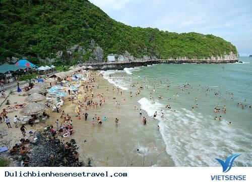 Biển Cát Bà Hải Phòng, Bien Cat Ba Hai Phong