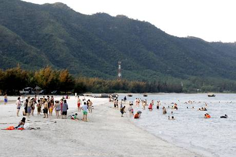 Biển Vân Đồn Quảng Ninh, Bien Van Don Quang Ninh