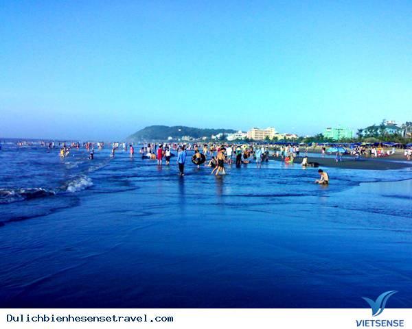 Du Lịch Biển Hải Hòa: Hà Nội - Biển Hải Hòa - Tĩnh Gia (2N/1Đ)
