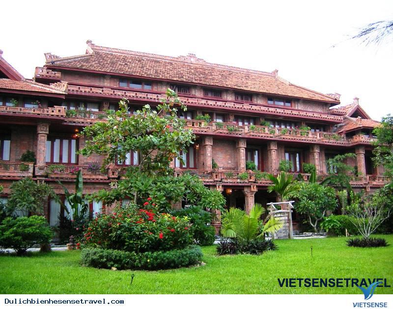 Tour Du Lịch Biển Sầm Sơn: Vạn Chài Resort ( 3 Ngày 2 Đêm)