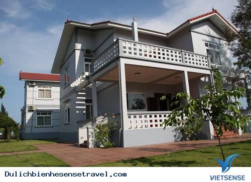 Hai Tien Resort, Hải Tiến Resort, Khu Du Lịch Hải Tiến