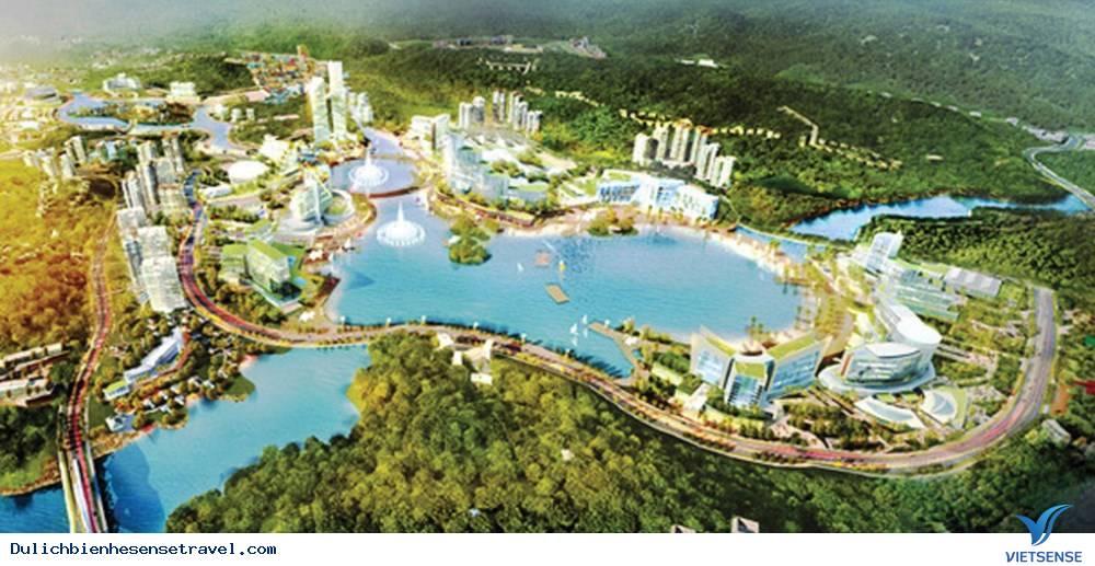 Huyện Đảo Vân Đồn Với Tiềm Năng Phát Triển Du Lịch