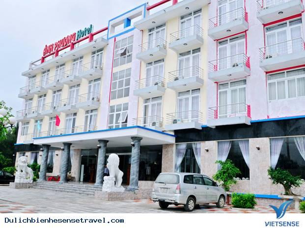 Khách sạn Ánh Phương, Khach san Anh Phuong