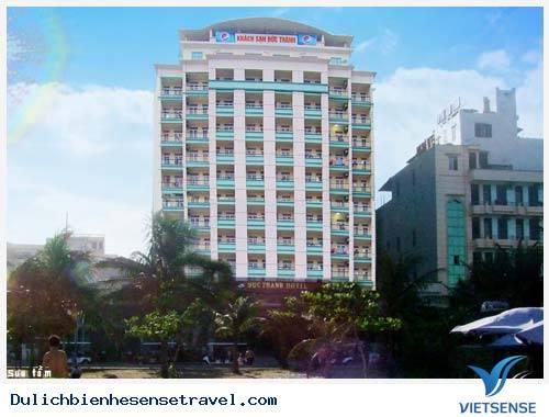 Khach san Duc Thanh, Khách sạn Đức Thành