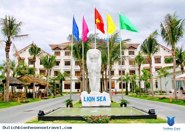 Khách sạn Lion Sea Đà Nẵng, Khach san Lion Sea Da Nang