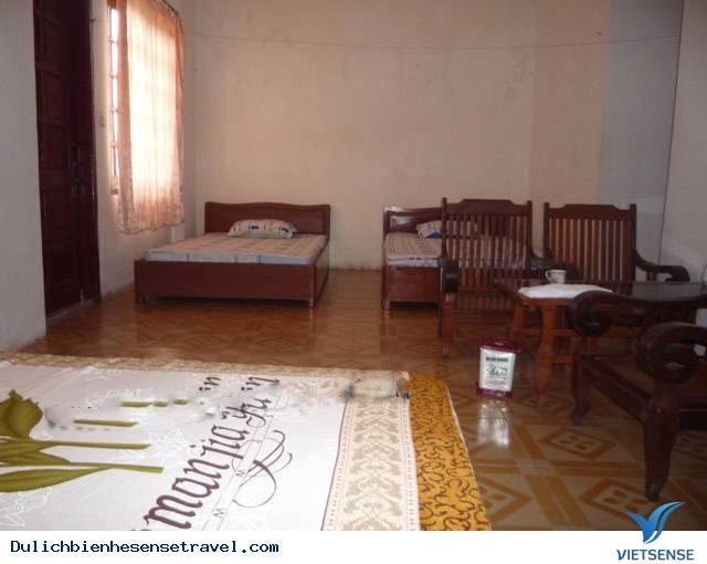 Khách Sạn Phương Linh Trà Cổ