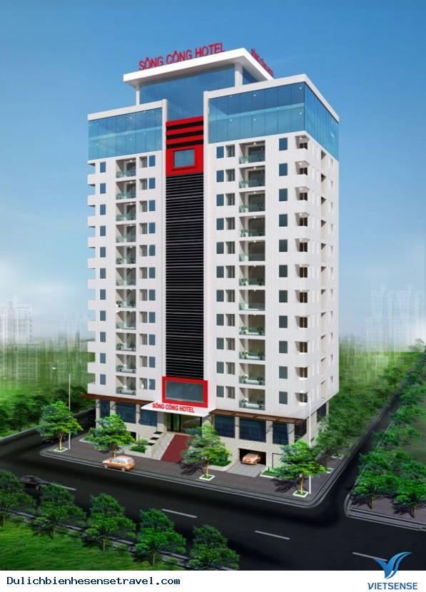 Khách sạn Sông Công Đà Nẵng, Khach san Song Cong Da Nang