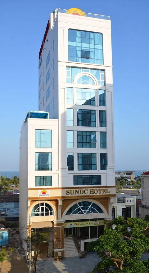 Khách sạn Sun DC Đà Nẵng, Khach san Sun DC Da Nang