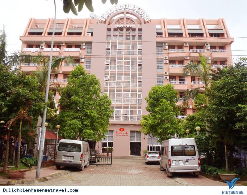 Khách Sạn Thái Bình Dương PACIFIC, Khach San PACIFIC