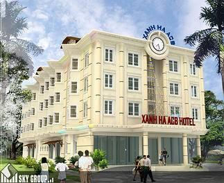 Khách sạn Xanh Hà ACB, Khach san Xanh Ha ACB