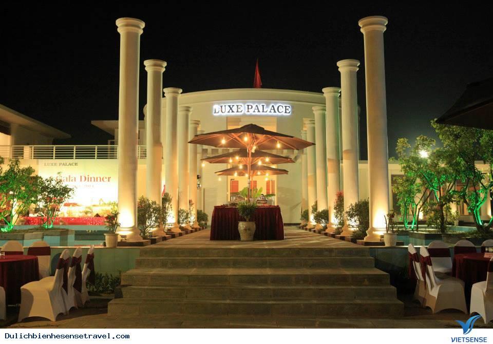 NHÀ HÀNG LUXE PALACE TẠI QUẢNG BÌNH