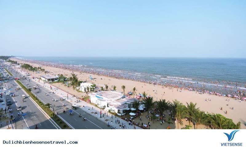 Pháo Hoa Nghệ Thuật Chào Mừng Lễ Hội Du Lịch Biển Sầm Sơn 2018