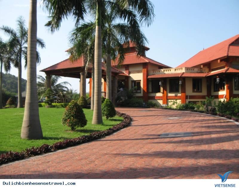 Resort Bãi Lữ Nghệ An, Resort Bai Lu Nghe An
